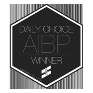 Association of International Boudoir Photographers - Daily Choice Winner